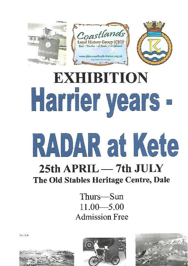 Harrier Exhibition April - July 2019