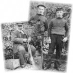 c1920s - Fishermen of Dale - The Sturleys