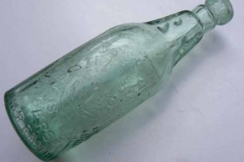 Idris pop bottle