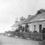 Early 1900s Cliff Cottages, Dale